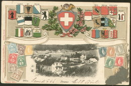 PESEUX   - OLD POSTCARD (see Sales Conditions) - NE Neuchâtel