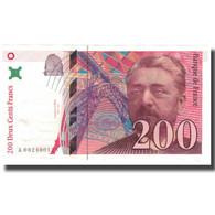France, 200 Francs, Eiffel, 1995, SUP, Fayette:75.1, KM:159a - 1992-2000 Ultima Gama
