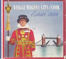 WAGON LITS:I VIAGGI DELL'ESTATE '56. - Books, Magazines, Comics