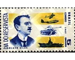 Ref. 39575 * MNH * - BRAZIL. 1967. DIA DE LOS RESERVISTAS - Brazil