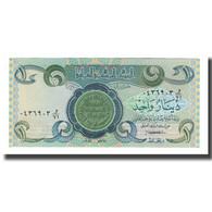 Billet, Iraq, 1 Dinar, Undated (1979-86), KM:69a, NEUF - Iraq