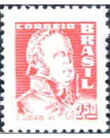 Ref. 169445 * MNH * - BRAZIL. 1959. SERIE COURANTE - Brésil