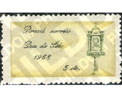 Ref. 170821 * MNH * - BRAZIL. 1968. STAMP DAY . DIA DEL SELLO - Brazil