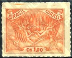 Ref. 293568 * MNH * - BRAZIL. 1945. VICTORY OF ALLIED NATIONS . VICTORIA DE LAS NACIONES ALIADAS - Brésil