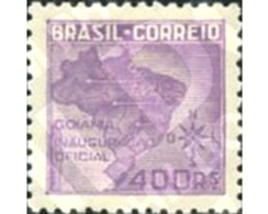 Ref. 206406 * MNH * - BRAZIL. 1942. INAUGURACIO OFICIAL DE LA CIUDAD DE GOIÂNIA - Brésil