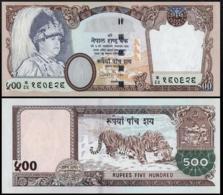 NEPAL 500 RUPEES 2002 P.50 UNC SIGNATURE #15 - Nepal