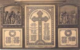 BELGIQUE Belgium - ESTAIMPUIS Pensionnat St J.B. De La Salle - Mémorial De La Grande Guerre - CPA - Belgien België - Estaimpuis