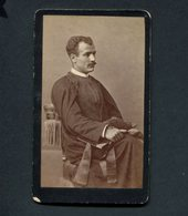 Fotografia ESTUDANTE De COIMBRA Francisco De Sousa Teixeira, Natural De INHAMBANE / MOÇAMBIQUE 1884 PORTUGAL - Photos