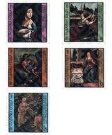 Ref. 118265 * MNH * - BULGARIA. 1980. PINTURAS DE LEONARDO DA VINCI - Religions