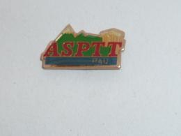 Pin's A.S.P.T.T. DE PAU - Postes