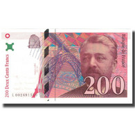 France, 200 Francs, Eiffel, 1995, SUP, Fayette:f 75.1, KM:159a - 1992-2000 Ultima Gama