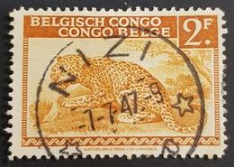 1942 Animals, Belgish Congo Belge, *,**,or Used - Belgisch-Kongo