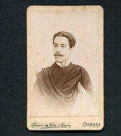 Fotografia ESTUDANTE De COIMBRA / FACULDADE TEOLOGIA Avelino Jose Rodrigues, Natural CELORICO De BASTO 1899 PORTUGAL - Photos