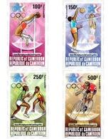 Ref. 27527 * MNH * - CAMEROUN. 1984. GAMES OF THE XXIII OLYMPIAD. LOS ANGELES 1984 . 23 JUEGOS OLIMPICOS VERANO LOS ANGE - Handball