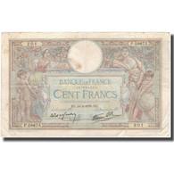 France, 100 Francs, Luc Olivier Merson, 1938-04-14, TB, Fayette:25.15, KM:86b - 1871-1952 Antiguos Francos Circulantes En El XX Siglo