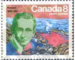 Ref. 130046 * MNH * - CANADA. 1974. CENTENARY OF THE BIRTH OF GUGLIELMO MARCONI . CENTENARIO DEL NACIMIENTO DE GUGLIELMO - Zonder Classificatie