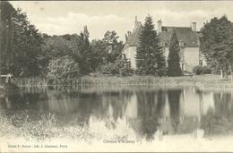 ARCENAY  -- Lchâteau                                      -- J. Chatenay - Autres Communes