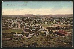 CPA Bloemfontein, Vue Générale Vom Naval Hügel über Häuser Et Landschaft - Südafrika