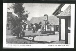 CPA Cape Town, Van Riebeeck Festival 1952, Much Binding In-the-march - Sudáfrica