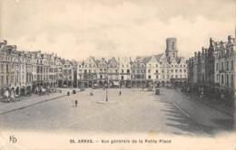 62 - ARRAS - Vue Générale De La Petite Place - Arras