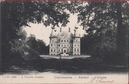 Cruyshautem Kruishoutem Kasteel Chateau (D.V.D., 11382) Naar Sous Officier Vandervorst Camp De Beverlo Kamp Van - Kruishoutem
