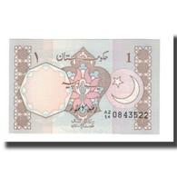 Billet, Pakistan, 1 Rupee, Undated (1983- ), KM:27h, NEUF - Pakistan