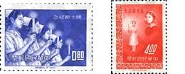 Ref. 314594 * MNH * - FORMOSA. 1964. ENFERMERAS - 1945-... Republik China