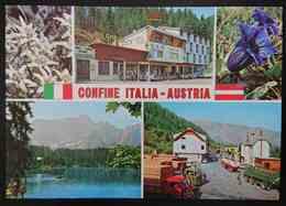 TARVISIO (Udine) - HOTEL AL VALICO - Confine Italia-Austria - Dogana, Border - Nv - Dogana