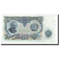 Billet, Bulgarie, 200 Leva, 1951, KM:87a, NEUF - Bulgarie