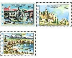 Ref. 43151 * MNH * - CYPRUS. Turkish Adm.. 1976. TOURISM . TURISMO - Ongebruikt