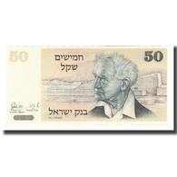 Billet, Israel, 50 Sheqalim, Undated (1980), KM:46a, NEUF - Israel