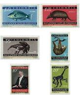 Ref. 214245 * MNH * - COLOMBIA. 1960. CENTENARY OF THE DEATH OF ALEXANDER VON HUMBOLDT . CENTENARIO DE LA MUERTE DE ALEX - Briefmarken