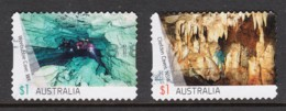 Australia 2017 Caves Self-adhesives Used - - 2010-... Elizabeth II