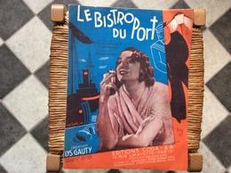 LE BISTROT DU PORT *Lys Gauty  @ GRAND FORMAT - Scores & Partitions