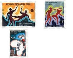 Ref. 73395 * MNH * - CONGO. 1979. HANDBALL MARIEN NGOUABI CUP . COPA MARIEN NGOUABI DE BALONMANO. - Hand-Ball