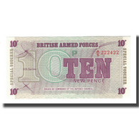 Billet, Grande-Bretagne, 10 New Pence, Undated (1972), KM:M45a, NEUF - Forze Armate Britanniche & Docuementi Speciali