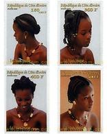Ref. 72059 * MNH * - IVORY COAST. 2000. ROSTROS AFRICANOS - Costa D'Avorio (1960-...)