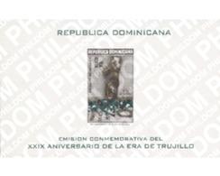 Ref. 99449 * MNH * - DOMINICANA. 1959. 29th ANNIVERSARY OF TRUJILLO'S ERA . 29 ANIVERSARIO DE LA ERA TRUJILLO - República Dominicana