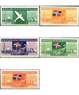 Ref. 594218 * HINGED * - DOMINICANA. 1939. FARO DE COLON - Dominicaine (République)