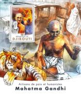Djibouti 2016 Mahatma Gandhi - Djibouti (1977-...)