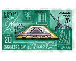 Ref. 59477 * MNH * - EGYPT. 1979. ENGINEERING DAY . DIA DE LA INGENIERIA - Egypt