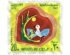 Ref. 34091 * MNH * - EGYPT. 1972. CELEBRATION OF THE SEAS . FIESTA DE LOS MARES - Egypt