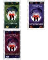 Ref. 52020 * MNH * - EGYPT. 1999. INTERNATIONAL YEAR OF THE ELDERLY . AÑO INTERNACIONAL DE LA TERCERA EDAD - Unused Stamps