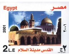 Ref. 80959 * MNH * - EGYPT. 2001. JERUSALEN - Egypt