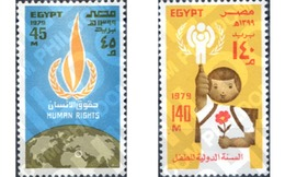 Ref. 309569 * MNH * - EGYPT. 1979. UNITED NATIONS . NACIONES UNIDAS - Egypt
