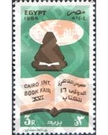 Ref. 309665 * MNH * - EGYPT. 1984. FERIA INTERNACIONAL DEL CAIRO - Egypt
