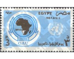 Ref. 309674 * MNH * - EGYPT. 1984. AFRICA DAY . DIA DE AFRICA - Egypt