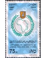 Ref. 309733 * MNH * - EGYPT. 1997. 50 ANIVERSARIO DEL INSTITUTO AFRICANO DE LA UNIVERSIDAD DEL CAIRO - Unused Stamps