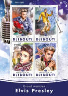 Djibouti 2016  Elvis Presley - Djibouti (1977-...)