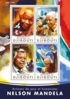 Djibouti 2016 Nelson Mandela - Djibouti (1977-...)